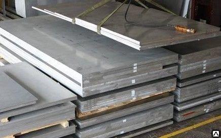 Плита дюралюминиевая Д16АТ