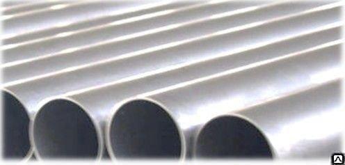 Труба нержавеющая AISI 304 зеркальная