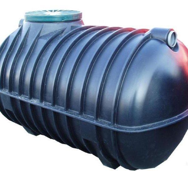 Емкость для канализации стальная железобетонная ПВХ и полиэтиленовая от 1 до 50 м3