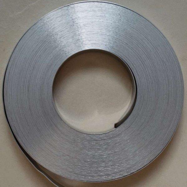 Лента упаковочная стальная и оцинкованная ГОСТ 3560-73 в наличии
