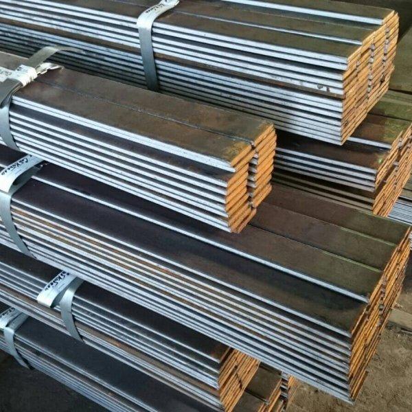 Полоса стальная 14ХГН длина 3-6м