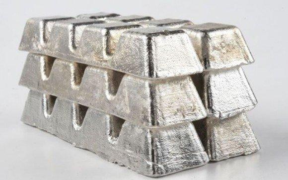 Чушка алюминиевая Чушка А7 ГОСТ 11069-01