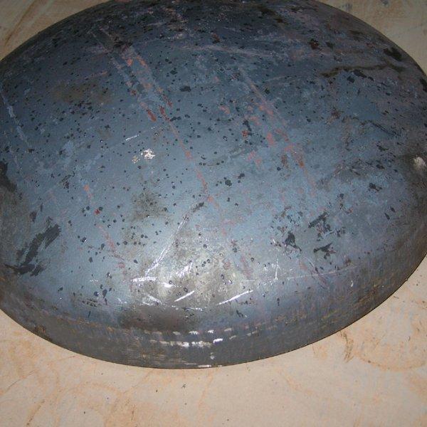 Заглушка Сферическая стальная 321 09г2с 3сп 20