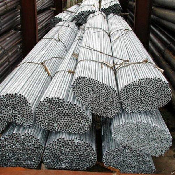 Труба водогазопроводная оцинкованная ГОСТ 3262-75