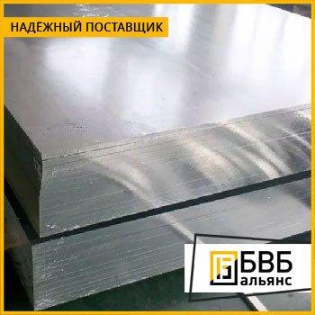 Лист стальной AISI 304 х/к зеркальный в бумаге