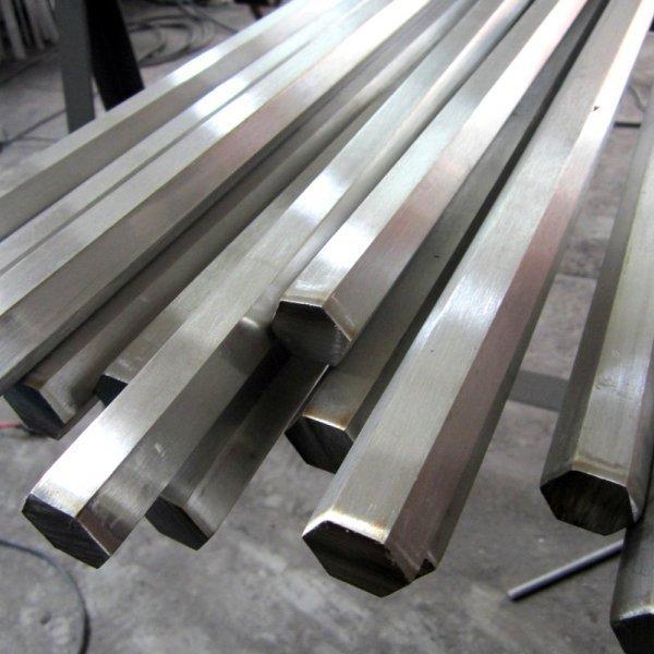 Шестигранник, инструментальная сталь Ст50 калиброванный, h-11, ГОСТ 8560