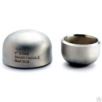 Заглушка стальная ст.10хснд 09г2с 3сп 20