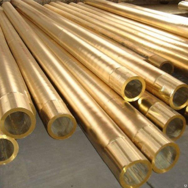 Труба латунная 12х2мм Л63