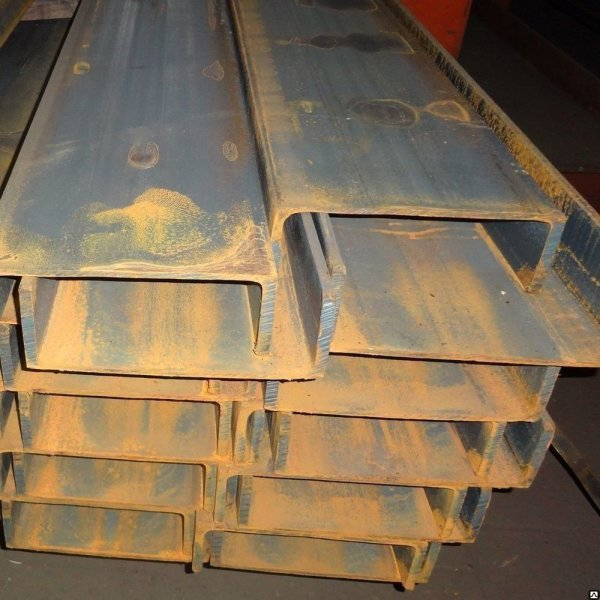 Швеллер сталь 09г2с ГОСТ 8240-97