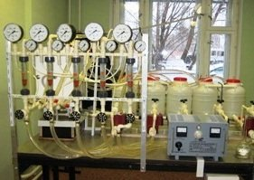 Сборники для проведения реакций синтеза и хранения органических растворителей V= 9 м3