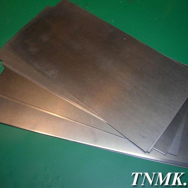 Лист вольфрамовый 0,1 мм ВЧ