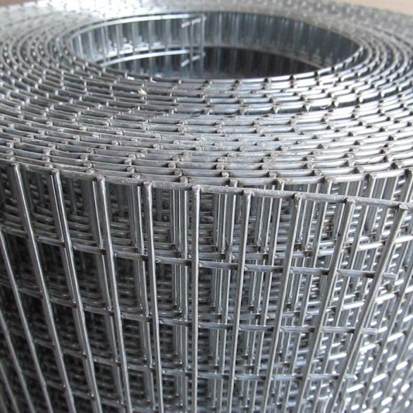 Сетка оцинкованная Ст3 ГОСТ 23279-85 сварная кладочная сталь