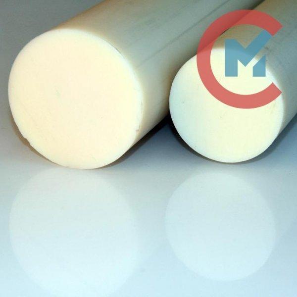 Капролоновый экструзионный стержень ПА-6 (полиамид)