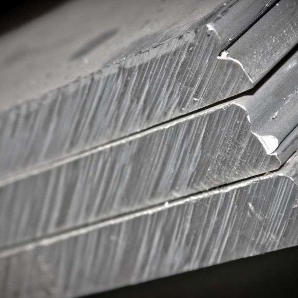 Плита алюминиевая Д16ЧМ 140х1500х3440 мм ТУ 1-3-158-03